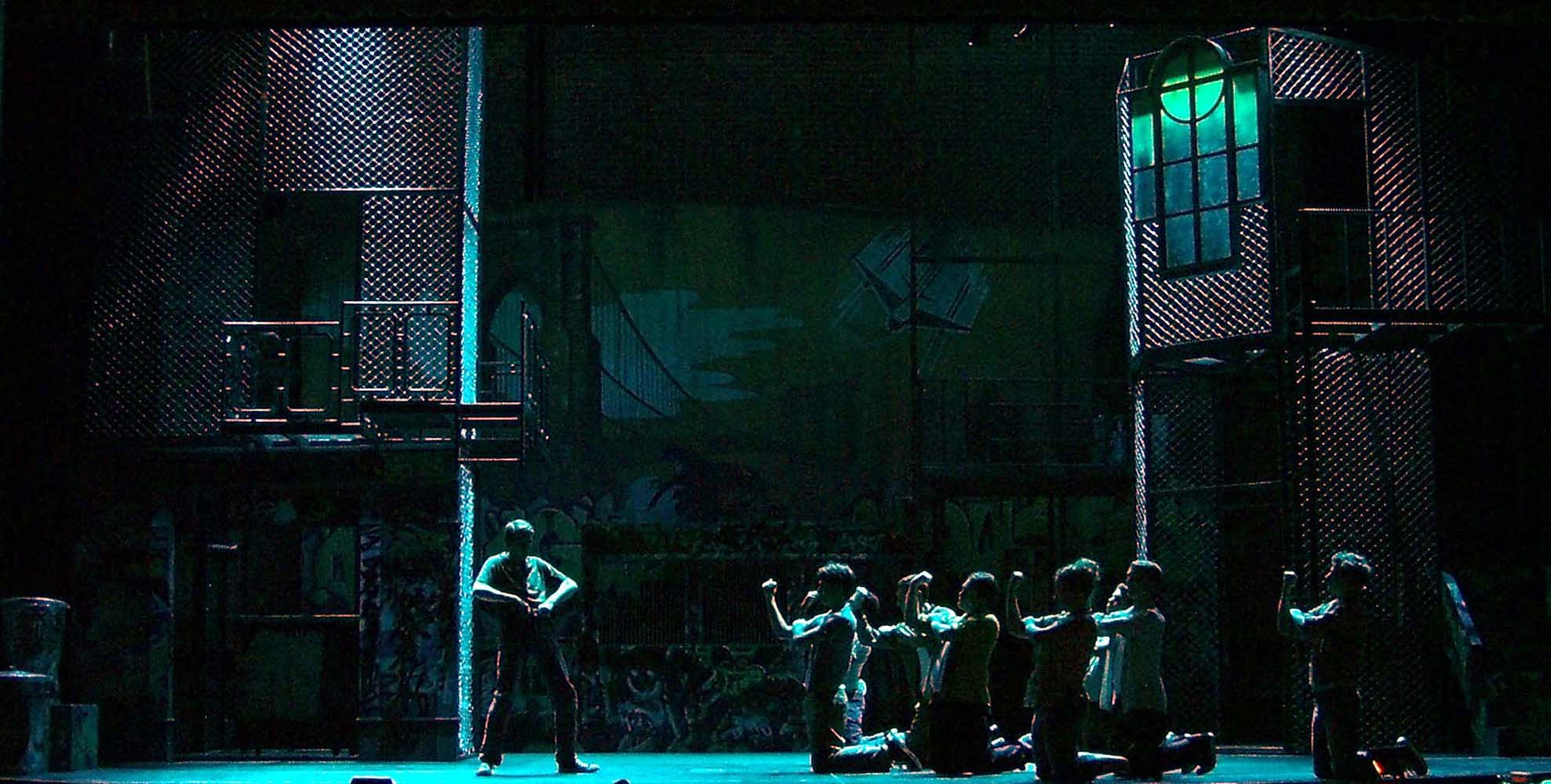 WEST SIDE STORY ...stage production